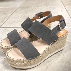 Dolce Vita Maggie Suede Sandals
